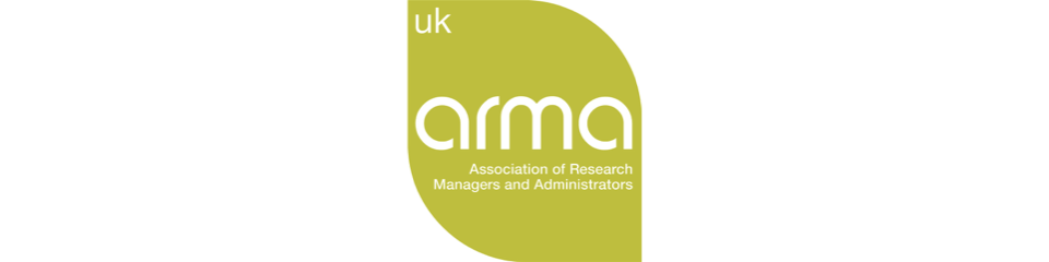 Association of Research Managers and Administrators UK (ARMA UK) logo
