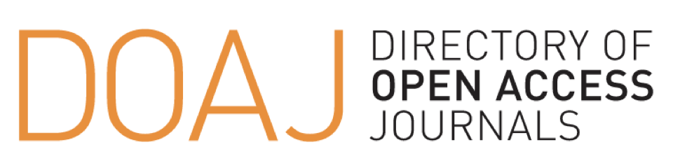 Directory of Open Access Journals (DOAJ) logo