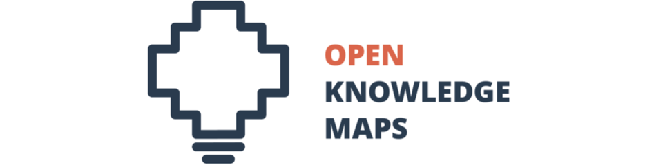 Open Knowledge Maps logo