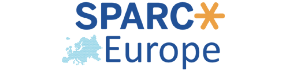 Scholarly Publishing and Academic Resources Coalition Europe (SPARC Europe) logo